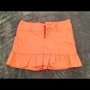 American Rag skirt coral size 3 stretch